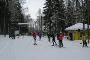 Лыжные трассы в Куремаа
