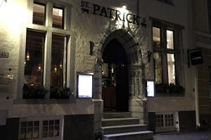 St. Patrick´s vardagsrestaurang på Pikkgatan 45