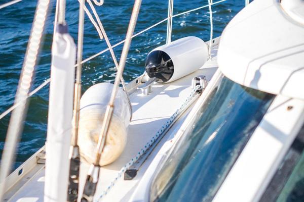 Yacht or sailboat trip on Tallinn Bay with BARCA