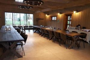 Seminar rooms at Paekalda Holiday Centre