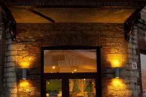 """Burger-Café """"Grillers"""""""