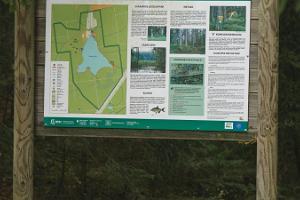 Sāres ezera mācību taka