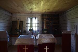 Võõpsu Orthodox Village Chapel