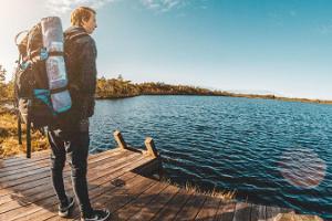 Studieled vid Öördi sjö