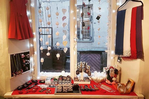 Handicrafts salon Hiiupits