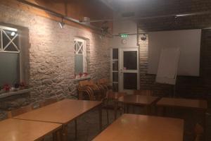 Зал для семинаров в отеле Kongo