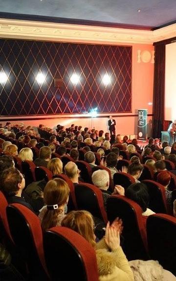 Dokumentaalfilmide festival DocPoint Tallinn