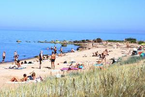 Vainupea beach