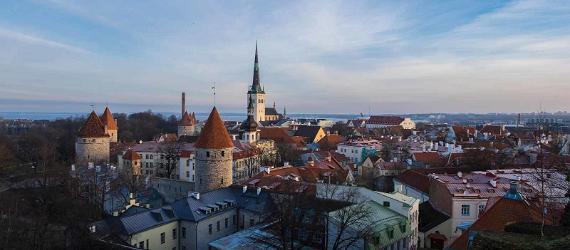 Tallinn Städtetrip am Wochenende