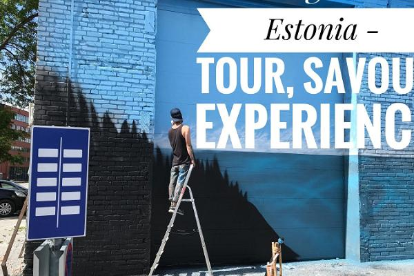 """Guided tour """"Tallinn of the locals"""""""