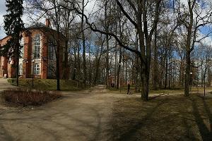 Tartu kui UNESCO kirjanduslinn - kirjanduslik jalutuskäik giidiga