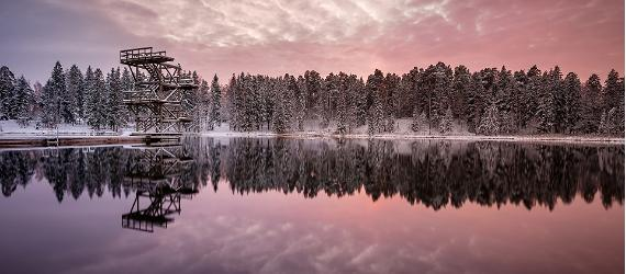 Vanamõisa lake, visit Estonia, 6 things that happen on your first trip to Estonia