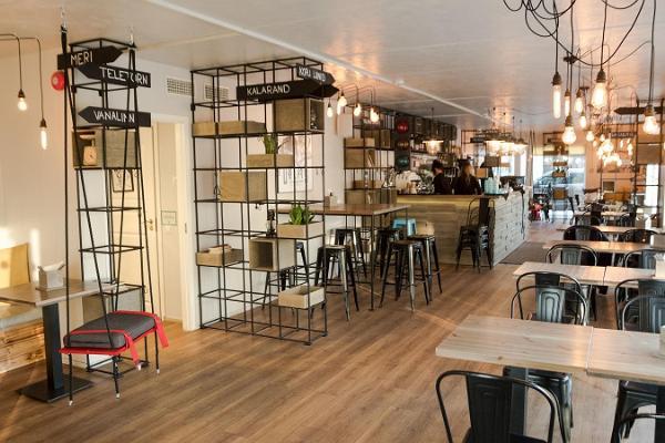 Уличный ресторан для гурманов Uulits на улице Соо