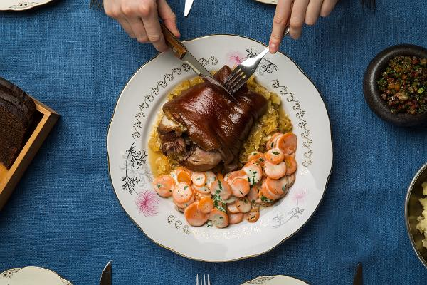 estonia100, EV100, visitestonia, recipe, pork