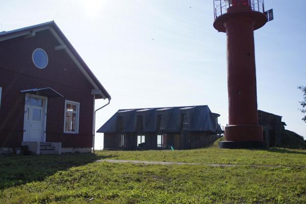 Leuchtturm auf Viirelaid