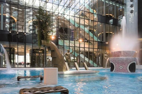 Aqua Spa Tallink Spa & Conference Hotel viesnīcā