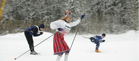 Tartu marathon, visit estonia