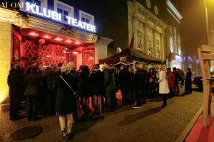 Ööklubi Teater