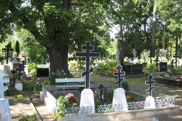 Vecticībnieku kapsēta