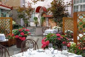 Ресторан Stenhus