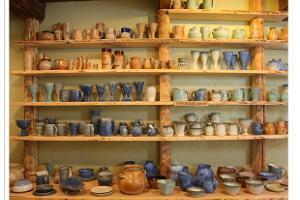 Kristi Keraamikakoda (Kristis keramikkammare)