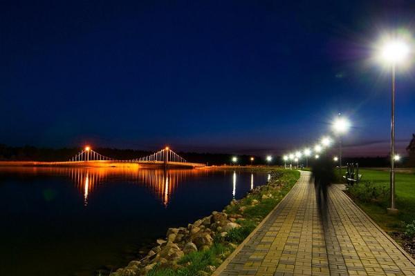 A walk in Võru city