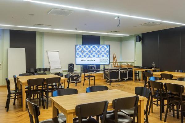 Energia avastuskeskuse peo- ja seminariruumid