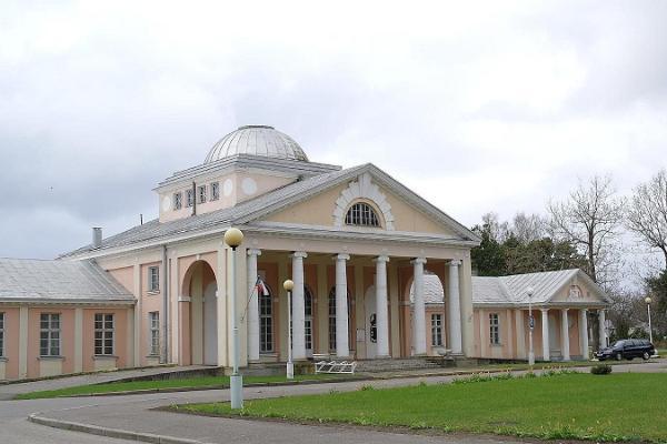 """Giidiga ekskursioon Pärnus """"Villade tuur"""""""