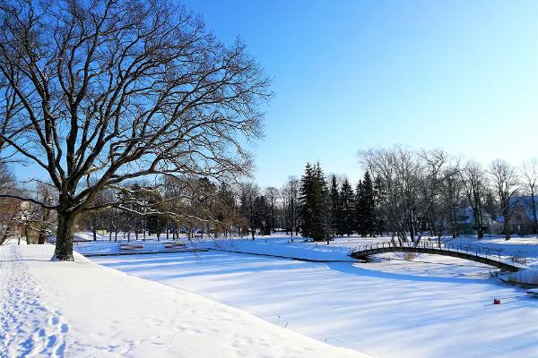 Talvepuhkus Pärnus