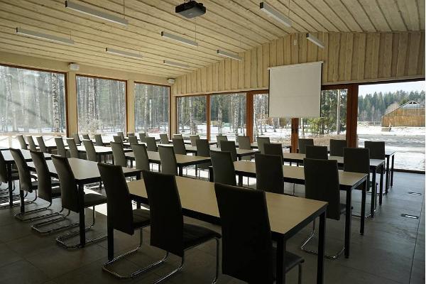 Paunküla Heaolukeskuse seminariruumid