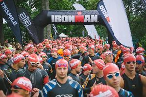 Triathlonevenemang Ironman Tallinn