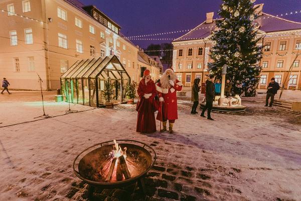 Julstaden Tartu