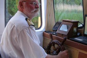 Поездка на историческом почтовом корабле Johanna в Пярну