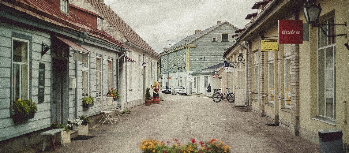 Kuressaare, Saaremaa, Visit Estonia, spa