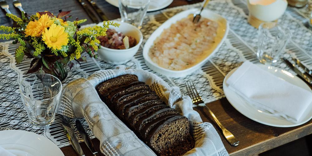 Estonian food, visit estonia