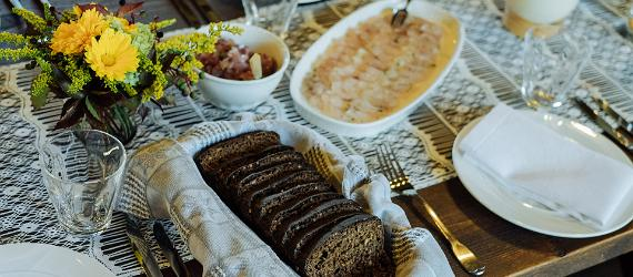 Estonian food, visit estonia