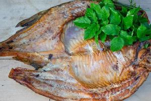 Мастер-класс по рыбным блюдам на Чудском озере