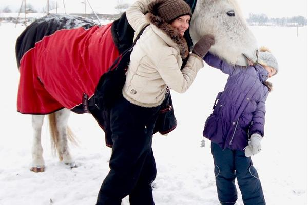 Voore stable sleigh rides in Rapla County or a place of your choice