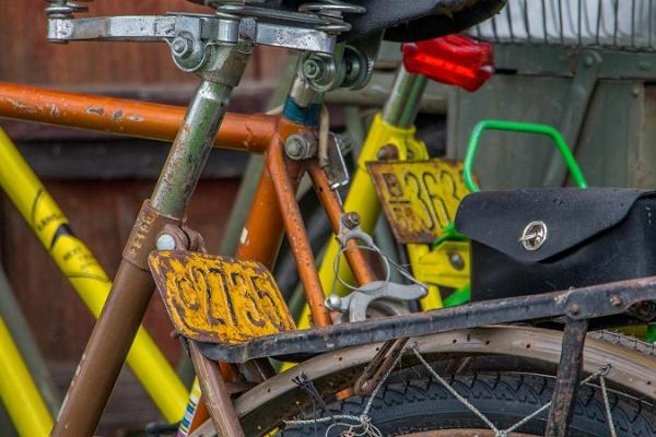 Mesi Tare retro-jalgrataste rent