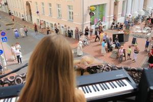 Tarton kaupunkipäivä - Oopperasymbioosi