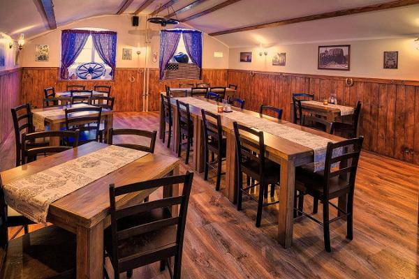 Sheriff Saloon Burger & Steak House