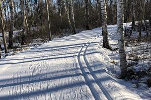 Lähten hiihtoladut