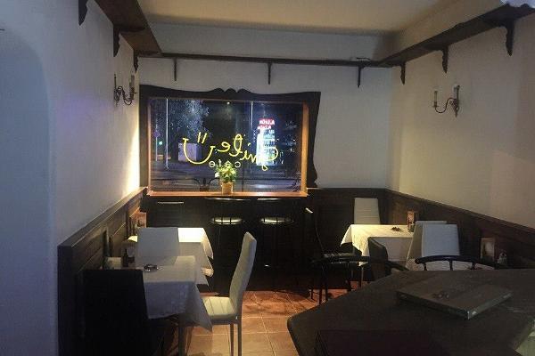 Smile Café, Interieur