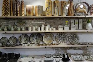 Ceramics Hall of Katariina Guild