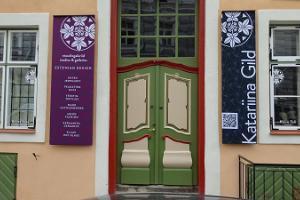 Katariina Gild - avatud ateljeed ja galeriid