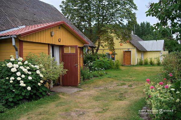 Kuraga Kodumajutus (hemboende) på Kynö