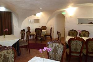 Restaurant von Sackenmeck auf dem Gutshof Saku (dt. Sack)