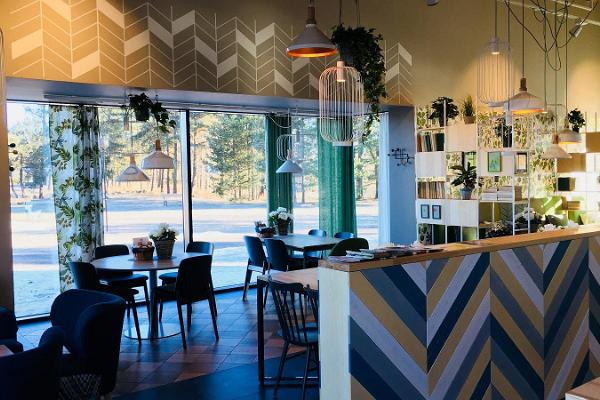 Pärnamäed pagariäri-kohvik