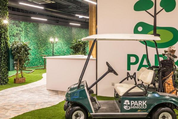Park Minigolf