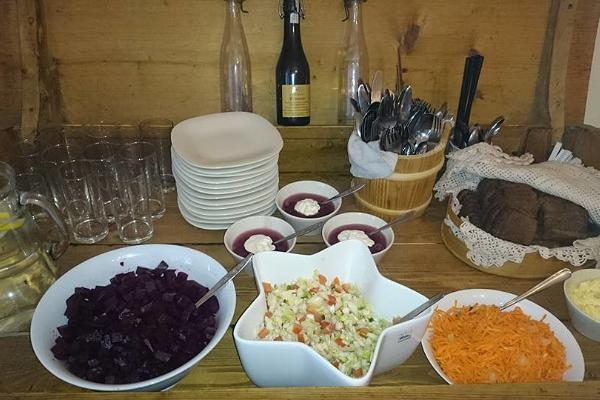 Apteekri puhvet (Pharmacist's buffet)
